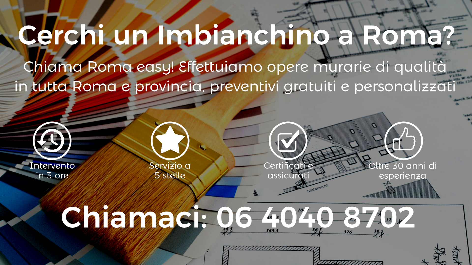 Imbianchino Roma easy